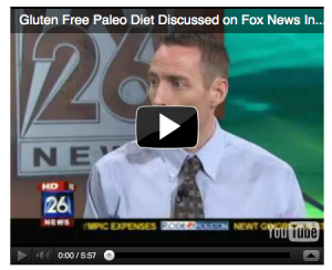 Gluten Free Paleo Diet Discussed on Fox News Interview with Dr. Osborne.flv