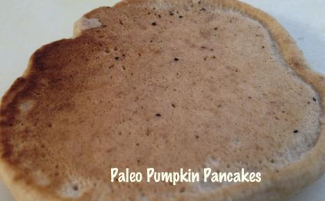 Gluten, Dairy & Egg-free Pumpkin Pancakes