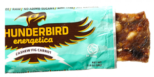 Thunderbird Energetica Bars