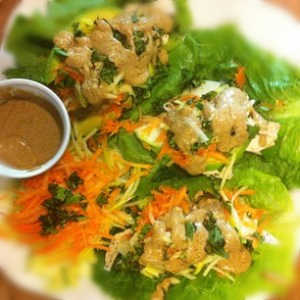 Chicken Lettuce Wraps (Paleo, GF, DF)