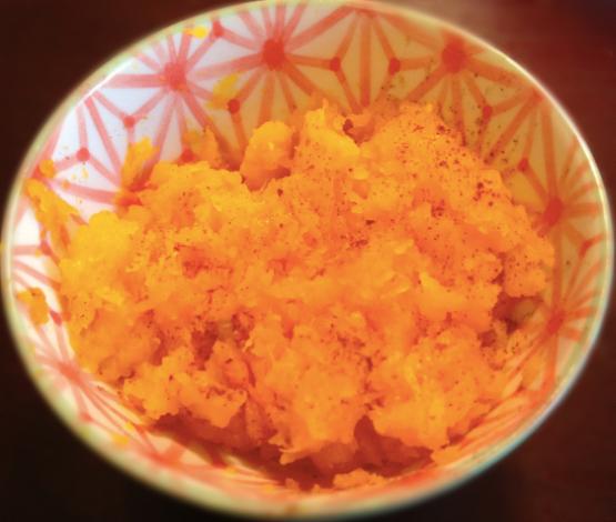 Gluten-free, Vegan Roasted Butternut Squash
