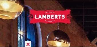 Lamberts downtown