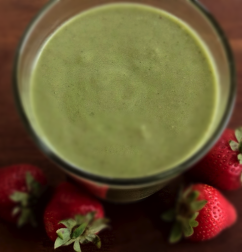 Balancing Green Smoothie