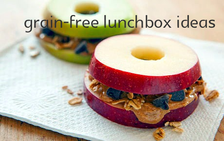 grain-free lunchbox