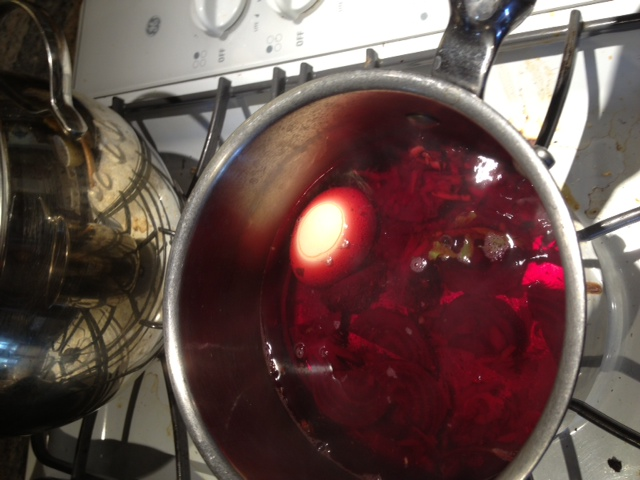 non toxic easter egg dye