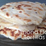 Almond Flour Tortillas