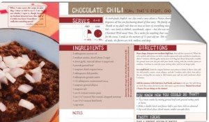 Paleo Chocolate Chili